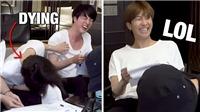 BTS vô tình biến chương trình phát thanh thành màn hài