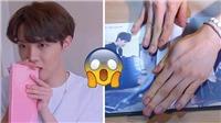 BTS khiến fan xót xa với những cách mở quà 'bất cẩn'