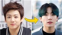 Soi 'visual' của các chàng trai BTS thay đổi như thế nào từ khi ra mắt