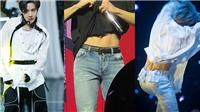 BTS: 'Soi' chàng trai nào có vòng eo 'hút mắt' nhất