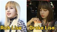 Blackpink: Các cô gái triệu USD như Lisa và Jisoo có lúc không đủ tiền ăn quà đường phố