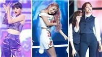 Ngắm những đường cong 'đốt mắt' của Jihyo Twice trong trang phục sân khấu 'hút hồn'