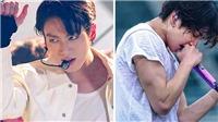 Jungkook BTS tiết lộ bí quyết để có thân hình mạnh khỏe, săn chắc
