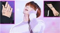 ARMY mê mẩn chiêm ngưỡng hình xăm trên cẳng tay của Jungkook BTS