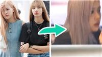 Blackpink: Rosé sẵn sàng 'vung' tay khi một nhân viên suýt làm Lisa bị thương