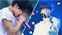 Jungkook BTS luôn chứng tỏ mạnh mẽ cả về thể chất lẫn tâm hồn