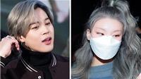 Sao K-pop có mái tóc bạch kim đẹp ma mị như trong truyện thần tiên: BTS, Twice, Mamamoo…