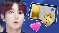 BTS ngừng nhận quà từ năm 2018, ARMY vẫn tìm cách tặng thần tượng món quà có 1-0-2
