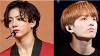 Vẻ đẹp 'Face Genius' của Jungkook BTS khiến nhiều người 'lạnh sống lưng' khi thấy tận mắt