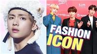 BTS: V nhiều lần diện trang phục 'chơi trội' hơn hẳn với các thành viên