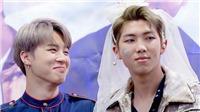Jimin BTS từng 'cầu hôn' RM và câu từ chối của trưởng nhóm đích thị là con ngoan