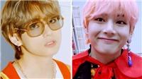 V BTS bất chấp các chuẩn mực giới tính, 'đốn tim' fan với những lần đeo khuyên tai lủng lẳng