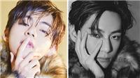 Ngắm V BTS trong loạt ảnh này, các người mẫu hãy quên sự nghiệp của mình trong năm 2020
