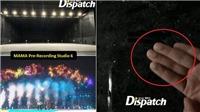 'Dispatch': Thần tượng K-pop bị đau họng, khó thở khi MAMA 2020 ép quay trước trong phim trường bẩn thỉu, phủ đầy bụi đen