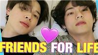 BTS: Những thời khắc 'Vmin' ngọt ngào nhất trong năm 2020
