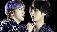 BTS: 12 thời khắc 'cưng xỉu' của bộ đôi 'visual' Jin và V