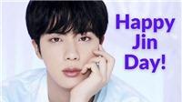 Chúc mừng sinh nhật 'anh cả' Jin BTS, ARMY chuẩn bị những món quà công phu