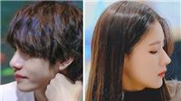 7 thần tượng K-pop có góc nghiêng 'thần thánh': V BTS, Sana Twice, Taehyun TXT...