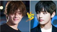 V BTS tiết lộ thích để tóc ngắn hay dài