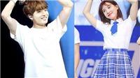 Jungkook BTS và 6 nam thần 'crush' các cô nàng Twice