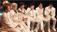 Ngắm mái tóc vàng mới toanh của Jungkook BTS