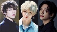 'Visual' đốn tim fan của các thần tượng K-pop: V BTS, Tzuyu Twice…