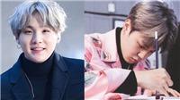 Suga BTS tiết lộ Jimin từng vẽ những hình thú vị này trong sổ tay