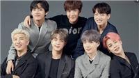 Hình dung các chàng trai BTS trong vai trò làm cha qua các hình ảnh GIF đáng yêu này