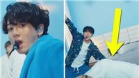 10+ lộn xộn mà fan có thể không nhận thấy trong màn diễn 'Home' của BTS