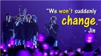 Dù là các siêu sao quốc tế, BTS vẫn là những 'vị vua' bình dị trong lòng ARMY