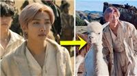 Ngắm hình ảnh hậu trường MV 'ON' của BTS