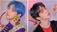 BTS tung loạt ảnh đẹp bí ẩn về album 'Persona', ARMY toàn cầu 'đứng ngồi không yên'