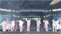 Từ SVĐ Wembley, BTS làm rung chuyển quê hương Beatles, Queen