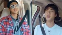 BTS biến ô tô thành phòng karaoke trong 'Bon Voyage'