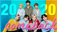 BTS tiết lộ những từ khoá đầu tiên về album mới sắp phát hành