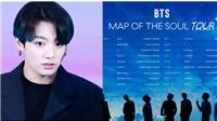 BTS hủy các màn hòa nhạc ở Seoul do dịch COVID-19 bùng phát