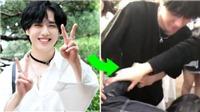 'Ấm lòng' khi xem những hình ảnh V BTS và các thần tượng K-pop bảo vệ fan