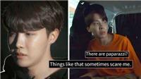 J-Hope BTS chia sẻ nỗi sợ hãi khi là một thần tượng