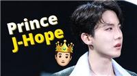 5 lý do cho thấy J-Hope BTS đích thực là hoàng tử cổ tích