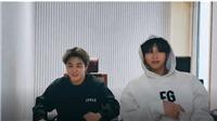 RM BTS vẫn là 'thánh hậu đậu' kể cả khi xuất hiện 'ké' trong VLive của Jimin
