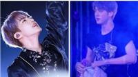 Fan 'phát cuồng' khi Jin tình cờ để lộ đôi tay săn chắc