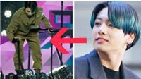Jungkook BTS có hành động cực 'cute' này sau màn diễn mệt nhoài trên sân khấu