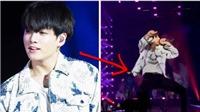 Jungkook gây nguy hiểm 'chết người' với lối diễn cực 'tình' trên sân khấu
