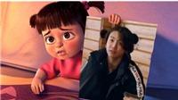 Jungkook BTS trông còn 'cute' hơn cả Baby Boo