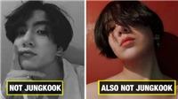 Fan 'tá hỏa' khi thấy ảnh Jungkook BTS ngực trần nhưng hóa ra...