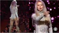 Sao K-pop gây tranh cãi với những bộ trang phục 'quá lố'