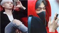 Fan nhận ra Suga BTS và Kang Daniel có cách cầm 'dế' cực khác người