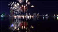 Ngắm những màn so tài pháo hoa đặc sắc giữa Việt Nam – Nga trên bầu trời Đà Nẵng