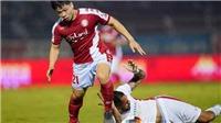 Video bàn thắng và highlights Hà Tĩnh 1-0 TP.HCM: Bùi Tiến Dũng bị đánh bại