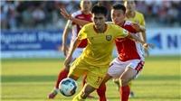Video bàn thắng và highlights Hải Phòng 1-1 Hà Tĩnh: Nối dài mạch trận không thắng